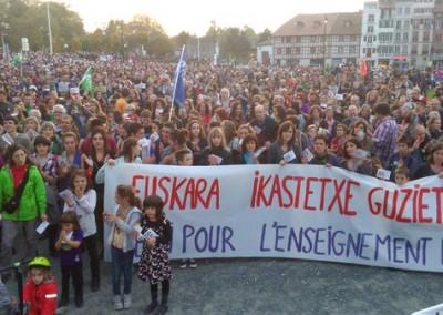 Demo for Euskara