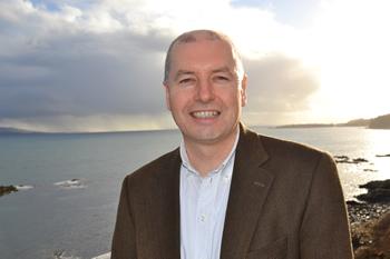 Professor Conchúr Ó Giollagáin
