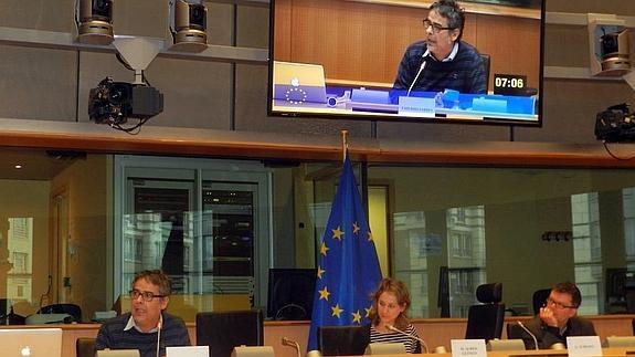 Hizkuntza aniztasunaz aritu dira Europako Parlamentuan