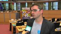 A Mesa denuncia en Bruxelas a discriminación lingüística do galego