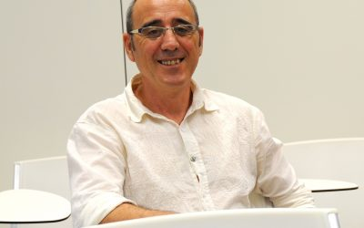 Interview with the new ELEN President, Ferran Suay
