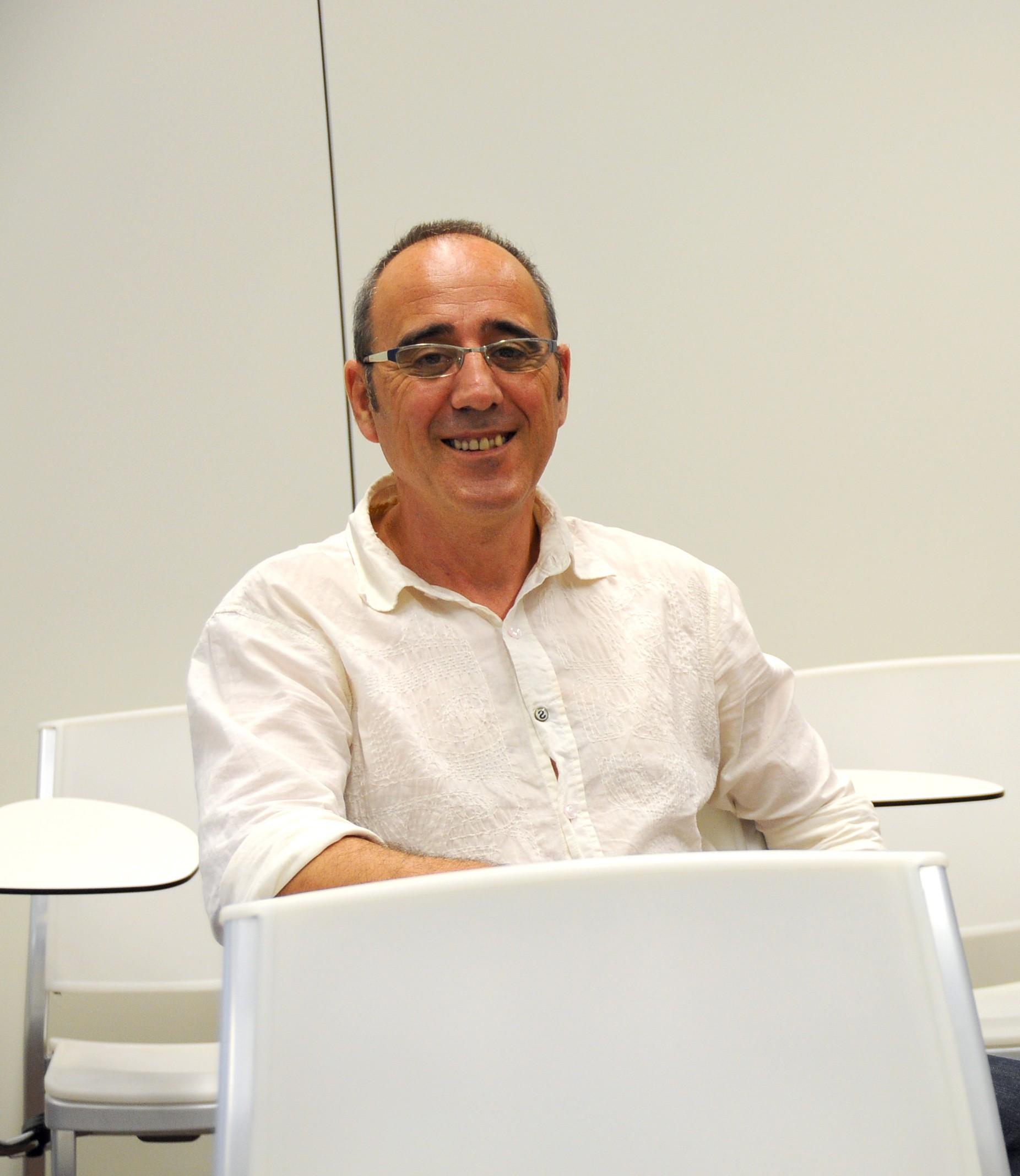 Professor Ferran Suay i Lerma