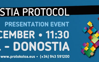 The Donostia Protocol, the new instrument to ensure minoritised language rights, to be launched on December 17th.