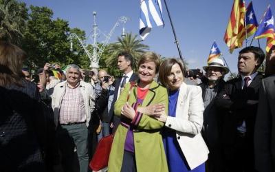 Comunicació d'ELEN sobre el judici a la presidenta del Parlament català, Carme Forcadell.