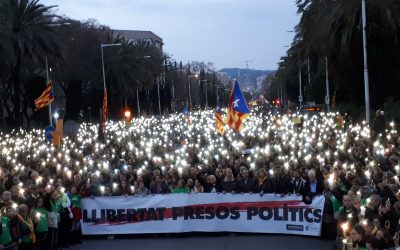 The European Language Equality Network calls on Spain to release all Catalan political prisoners and for the EU to trigger Article 7.
