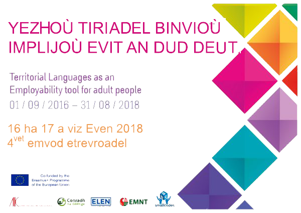 Territorial Languages as a Employability Tool for Adults