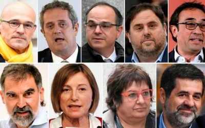 European Language Equality Network condemns Spanish Supreme Court's ruling against Catalan leaders