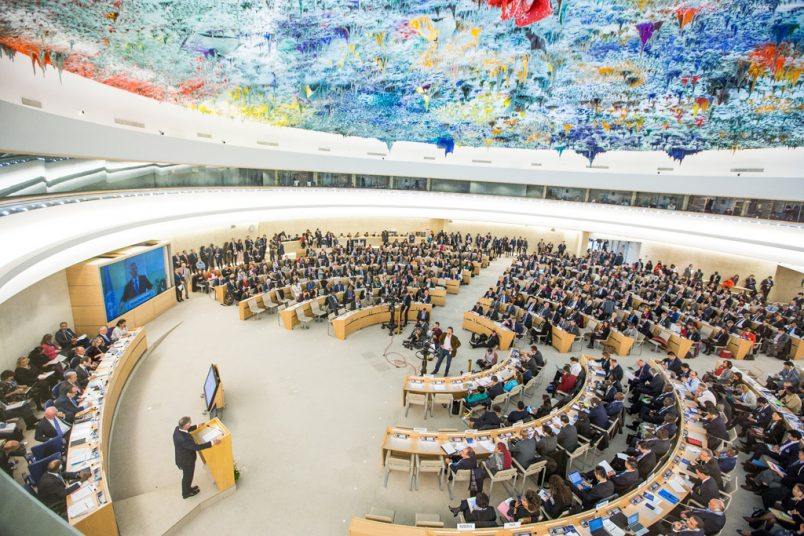 UN UPR: States examine Spain over human rights violations.